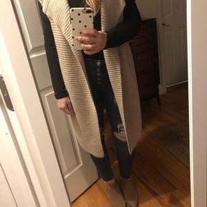 Ellen Tracy, size medium, Wrap Sweater